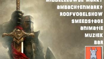 Herbeleef de middeleeuwen