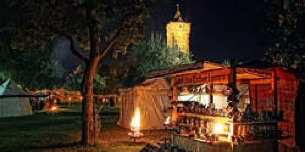 Imperial festival in Rothenburg ob der Tauber