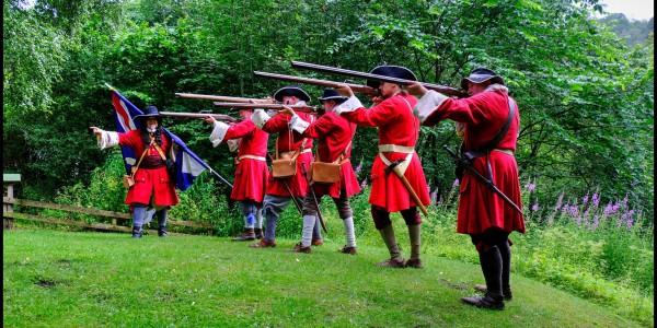 Soldiers of Killiecrankie