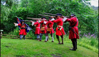 Soldiers of Killiecrankie
