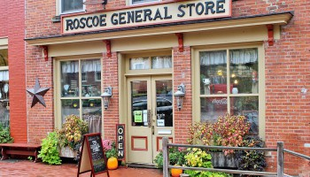 Historic roscoe village