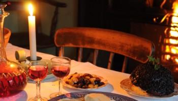 Candlelit Christmas Evening