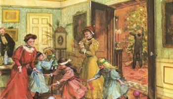 Christmas at Home with the Edwardians