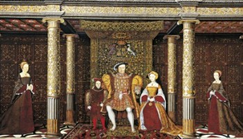 King Henry's Christmas Court