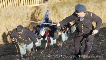 Glory enough for all - Battle of Fort Fisher