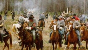 Battle of Olustee Reenactment