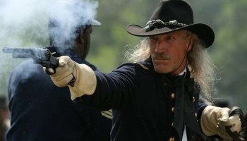 The Brooksville Raid reenactment