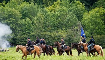 Hale Farm & Village Civil War Reenactment
