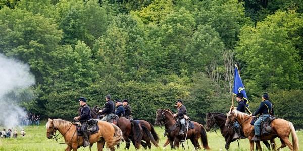 Hale Farm & Village Civil War Reenactment