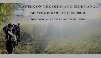 Zoar Civil War Reenactment