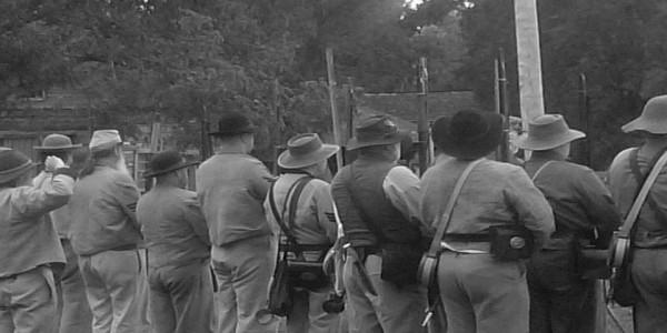 Civil War at the Pioneer Village