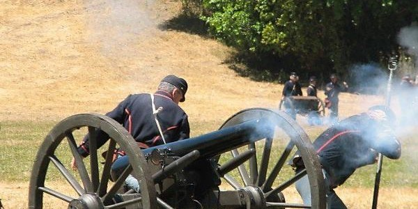 Civil War Days - Duncans Mills