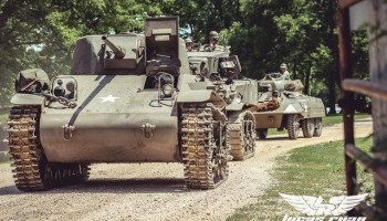 WWII Recreated Dixon, IL