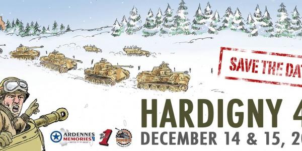 Hardigny 44 - Battle of the Bulge