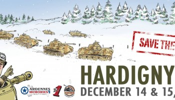 Hardigny 44 - Battle of the Bulge