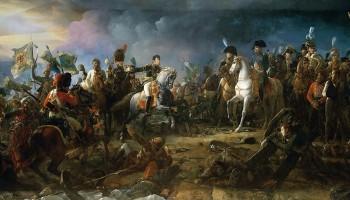 Napoleonic war reenactment events