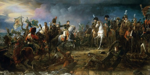 Battle of Austerlitz reenactment