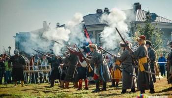 1612: military historical festival
