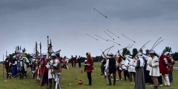 Battle Of Shrewsbury Medieval weekend