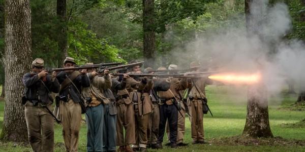 Fury in the Fellicianas - A Civil War Reenactment