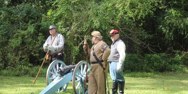 Civil War Living History Encampment