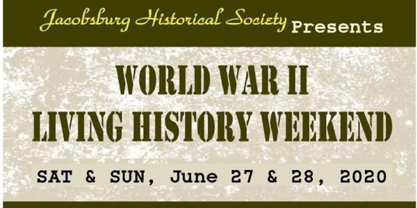 World War II Living History Weekend