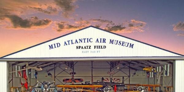 Mid-Atlantic Air Museum World War II Weekend
