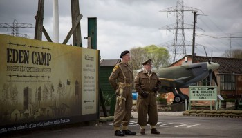 1940s Living History Easter Bank Holiday Weekend