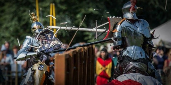Medieval Farm Grand Opening and Joust