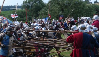 Battle for North Walsham 1381