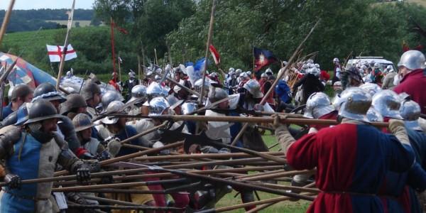 Battle for North Walsham 1381