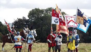 Battle of Pinkie 1547 re-enactment weekend