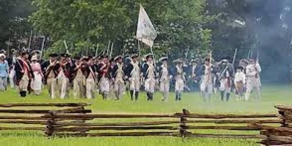 Midwest's Premier Revolutionary War Reenactment