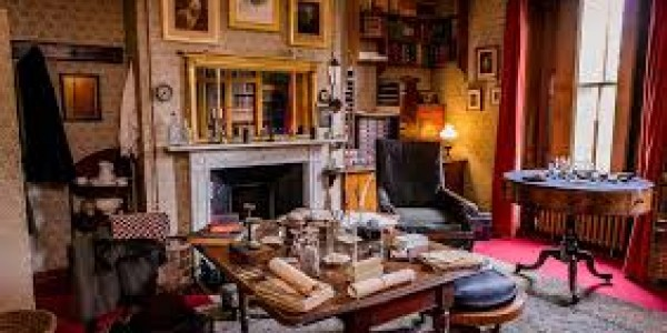 The Home of Charles Darwin - Down house