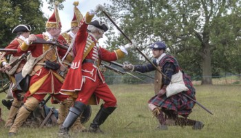 Lace Wars – 18th century Jacobite Living History Weekend