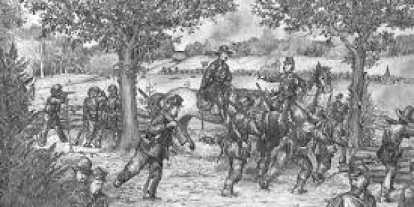 Lightning at the Furnace: The 3rd Corps at Chancellorsville