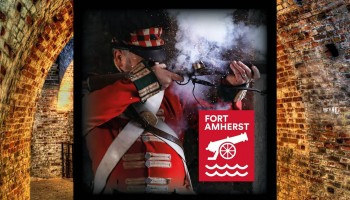 Fort Amherst Living History & Skirmish Garrison Weekend
