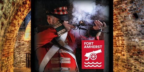 Fort Amherst Living History & Skirmish Garrison Weekend