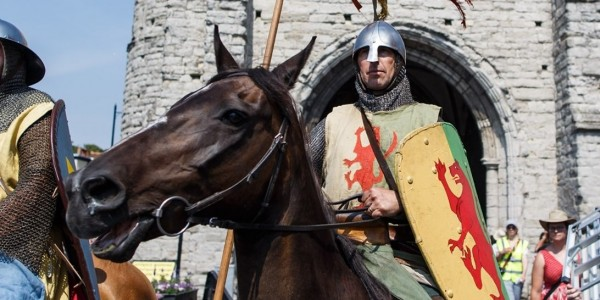 Canterbury's Medieval Pageant and Trail