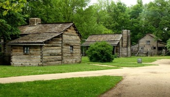 Lincoln's New Salem State Historic Site