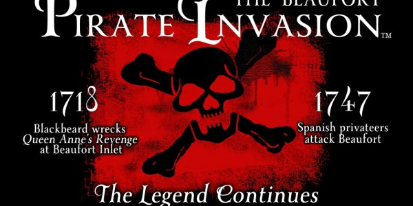 Beaufort Pirate Invasion