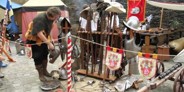 Medieval Festival in Vianden