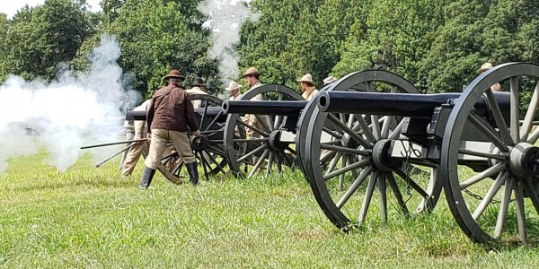Friends of Cedar Mountain Battlefield Living History and Reenactment Event
