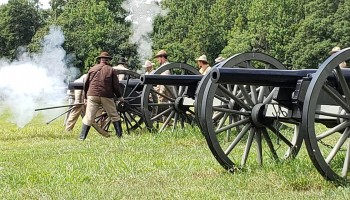 Friends of Cedar Mountain Battlefield Living History and Reenactment Event
