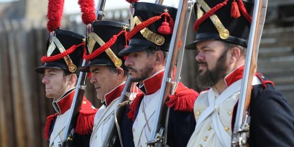 Napoleonic War Encampment