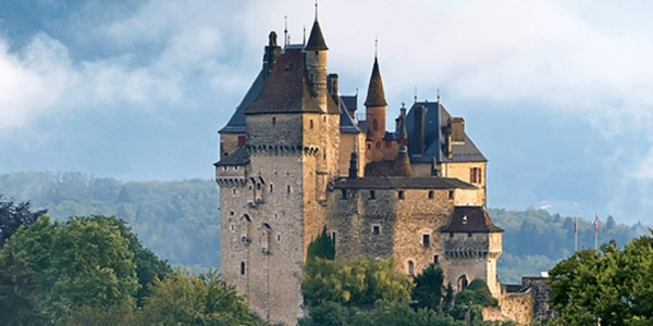 Château de Methon Saint bernard