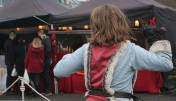 Mache de noel Medieval