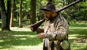 Oakley House Civil War Reenactment