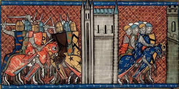 Delapre's Early Medieval weekend